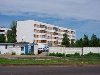 Naberezhnye Chelny, Bumazhnikov Blvd, house 8. Apartment house