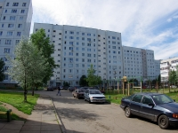 neighbour house: Blvd. Bumazhnikov, house 9. Apartment house