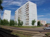 Naberezhnye Chelny, Bumazhnikov Blvd, house 11. Apartment house