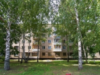 neighbour house: st. Nizametdinova, house 9. Apartment house