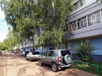 Набережные Челны, улица Низаметдинова, дом 11. многоквартирный дом