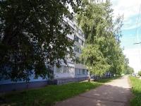 Naberezhnye Chelny, Nizametdinova st, house 11. Apartment house