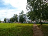 Naberezhnye Chelny, Nizametdinova st, house 15. Apartment house
