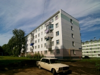 neighbour house: st. Nizametdinova, house 15. Apartment house