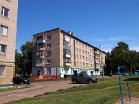 Набережные Челны, улица Низаметдинова, дом 17. многоквартирный дом
