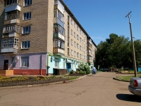 Naberezhnye Chelny, Nizametdinova st, house 17. Apartment house