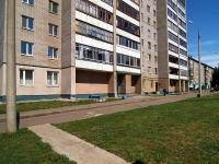 Naberezhnye Chelny, Nizametdinova st, house 19. Apartment house