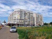 Набережные Челны, Набережночелнинский проспект, дом 5А. многоквартирный дом