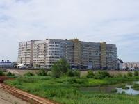 Набережные Челны, Набережночелнинский проспект, дом 5Б. многоквартирный дом