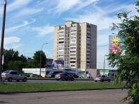 Набережные Челны, Набережночелнинский проспект, дом 6. многоквартирный дом