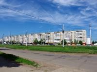 Набережные Челны, Набережночелнинский проспект, дом 7. многоквартирный дом