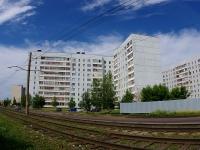 Набережные Челны, Набережночелнинский проспект, дом 11. многоквартирный дом