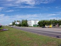 Набережные Челны, Набережночелнинский проспект, дом 15. офисное здание