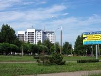 Naberezhnye Chelny, Naberezhnochelninsky Ave, house 18. hospital