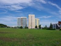 Naberezhnye Chelny, Naberezhnochelninsky Ave, house 22. Apartment house