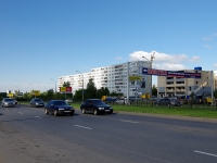 Naberezhnye Chelny, Naberezhnochelninsky Ave, house 45. Apartment house