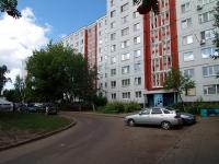 Набережные Челны, Набережночелнинский проспект, дом 51. многоквартирный дом