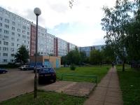 Naberezhnye Chelny, Naberezhnochelninsky Ave, house 51. Apartment house