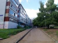 Naberezhnye Chelny, Naberezhnochelninsky Ave, house 55. Apartment house