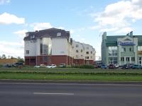 Набережные Челны, Набережночелнинский проспект, дом 56. офисное здание