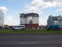 Naberezhnye Chelny, Naberezhnochelninsky Ave, house 56. office building