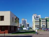 Naberezhnye Chelny, Naberezhnochelninsky Ave, 房屋 74. 公寓楼