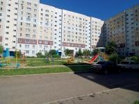 Naberezhnye Chelny, Naberezhnochelninsky Ave, house 80. Apartment house