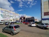 """Naberezhnye Chelny, office building """"ЕДИНСТВО"""", Naberezhnochelninsky Ave, house 88"""