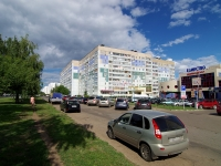 Набережные Челны, Набережночелнинский проспект, дом 90/27. многоквартирный дом