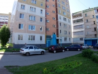 Naberezhnye Chelny, Khadi Taktash st, house 14А. Apartment house