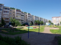 Naberezhnye Chelny, Khadi Taktash st, house 14Б. Apartment house