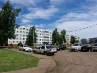 Naberezhnye Chelny, Khadi Taktash st, house 17. Apartment house