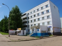 Naberezhnye Chelny, Khadi Taktash st, 房屋 21. 公寓楼