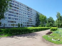 Naberezhnye Chelny, Khadi Taktash st, house 23. Apartment house