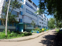 Naberezhnye Chelny, Khadi Taktash st, house 26. Apartment house