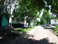 Naberezhnye Chelny, Khadi Taktash st, house 31. Apartment house