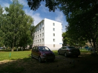 Naberezhnye Chelny, Khadi Taktash st, house 46. Apartment house