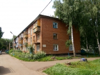 Naberezhnye Chelny, Khadi Taktash st, house 49. Apartment house