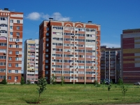 neighbour house: st. Sarmanovsky trakt, house 4. Apartment house
