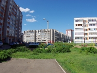 neighbour house: st. Sarmanovsky trakt, house 8. Apartment house