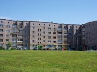 Набережные Челны, улица Сармановский тракт, дом 8. многоквартирный дом