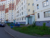 Naberezhnye Chelny, Sarmanovsky trakt st, house 10. Apartment house
