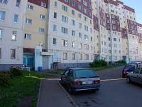 Набережные Челны, улица Сармановский тракт, дом 12. многоквартирный дом