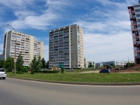 neighbour house: st. Sarmanovsky trakt, house 14/15. Apartment house