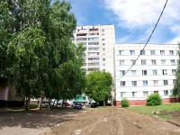 Naberezhnye Chelny, Sarmanovsky trakt st, house 18. Apartment house