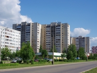 Naberezhnye Chelny, Sarmanovsky trakt st, house 28. Apartment house