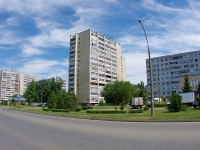 neighbour house: st. Sarmanovsky trakt, house 28. Apartment house