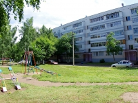 neighbour house: st. Sarmanovsky trakt, house 38. Apartment house