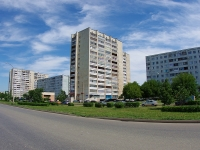 neighbour house: st. Sarmanovsky trakt, house 40. Apartment house