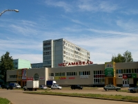 neighbour house: st. Sarmanovsky trakt, house 48А. shopping center